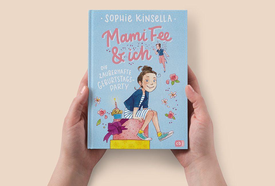 Mami Fee & ich – Die zauberhafte Geburtstagsparty Frau Annika Illustration